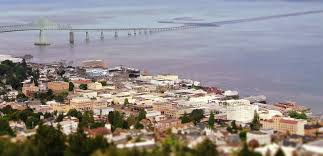 Map Of Astoria Oregon by Astoria Downtown Historic District Association