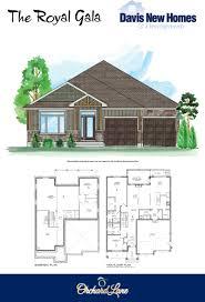 the royal gala model home at orchard lane u2013 davis new homes