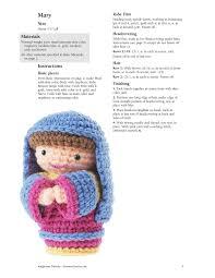 nacimiento crochet amigurumi tutorials and crochet