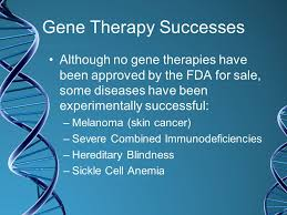 Gene Therapy For Blindness Genetic Disorders And Gene Therapy Ppt Online Download