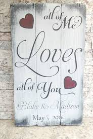 wedding gift signs best 25 personalized wood signs ideas on personalized