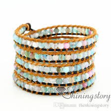 bracelet handmade jewelry images 2018 beaded wrap bracelet handmade jewelry five layer wrap beaded jpg
