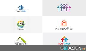home logo design inspiration my home plan design house logo