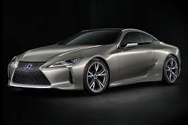 lexus lc release green cars on live with kelly and michael autoshow week blog