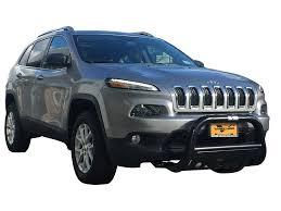 jeep cherokee grey 2017 14 16 jeep cherokee front bull bar bumper protector guard b k