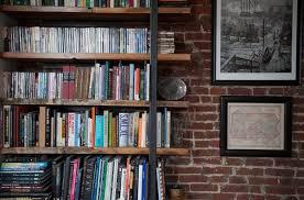 Reclaimed Wood Bookshelf Reclaimed Wood Shelves For Eco Stylish Interiors