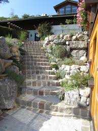 Steingarten Mit Granit Natursteinhandel München Marmor Granit Tuff Fliesen