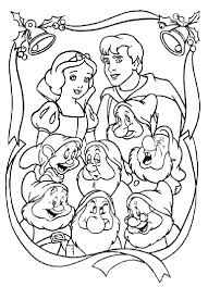 snow white printable coloring pages coloring printable snow