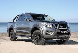 nissan australia news nissan australia introduces navara n sport black edition
