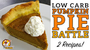 low carb pumpkin pie battle the best keto pumpkin pie recipe
