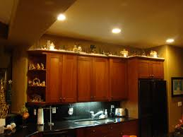 Ideas For Decorating On Top Of Kitchen Cabinets by Cabinet How To Decorate Top Of Kitchen Cabinets For Christmas