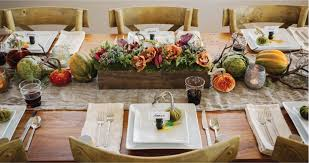 how to set a thanksgiving table elegant gifts for the thanksgiving table