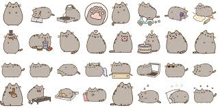 magickalideas com pusheen only communication is nigh facebook tests stickers in comments