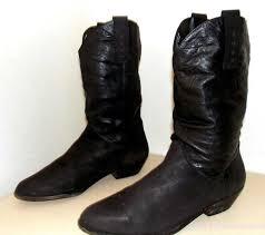 womens boots size 12 sale womens boots vintage black fashion cowboy boots size