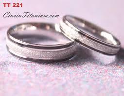 cincin online cincin titanium tt221 cincin titanium hitam asli pernikahan