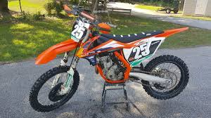 ktm motocross bikes for sale 2015 ktm 250sxf factory edition for sale bazaar motocross