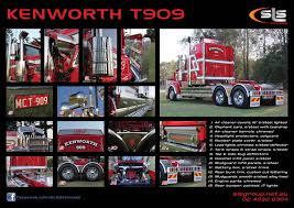 kenworth parts and accessories t909 stainless accessories by sls trucking