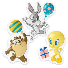 baby looney tunes baby shower decorations baby looney tunes cake poptop decoration topper baby shower