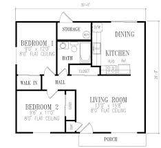 2 bedroom home plans 2 bedroom house two bedroom home plans at home source two