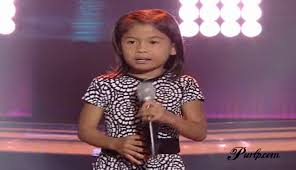 The Voice Kids Blind Auditions 2014 Lyca Halik The Voice Kids Philippines Blind Audition