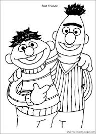 unbelievable sesame street coloring pages 15 free printable