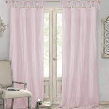 Tie Top Curtains White Tab Top Curtains U0026 Drapes You U0027ll Love Wayfair