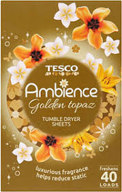 Mini Hair Dryer Tesco tesco ambience golden topaz tumble dryer sheets 40 compare