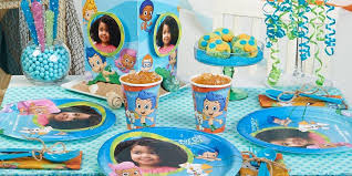 personalized party supplies guppies personalized birthday supplies the birthday depot