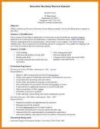 resume template for secretary 7 executive secretary resume packaging clerks executive secretary resume executive secretary resume example for