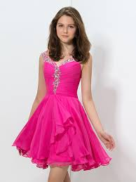 pink dresses mk dress