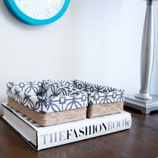 upcycling a tissue box into a diy decorative storage box sustain