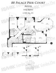 Palace Floor Plans Nevis Condos Toronto Remax Condos Plus
