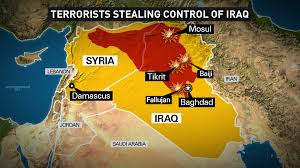 Current Map Of Middle East by The Beast Isis Islamic Caliphate In The Middle East Bringing