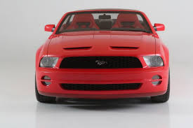 Mustang 2004 Gt 2003 Ford Mustang Concept Convertible Looking For A New Home