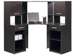 bureau d angle avec surmeuble bureau noir conforama civilware co