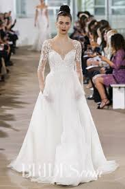 wedding dress with sleeves wedding dresses with statement sleeves from the