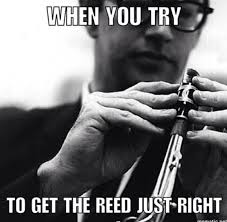 Saxophone Meme - jazz memes on twitter tag a sax player if you come up with a