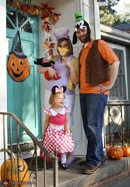 mouse clubhouse family costume