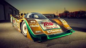 fastest porsche festivals of speed world u0027s fastest porsche 962 race car driven