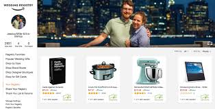 wedding registry electronics the perks of an wedding registry the budget savvy
