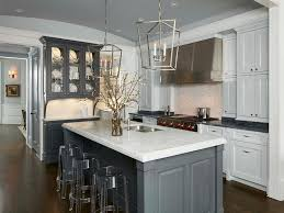 kitchen islands with bar stools steel gray kitchen island with casper ghost bar stools