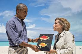 new fish species named after president obama big island now