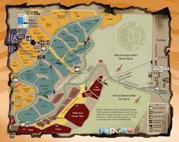 Map Of Sedona Arizona by Park Map