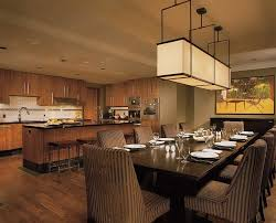 funky light fixtures dining room contemporary with high ceilings