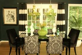 green dining rooms home design ideas