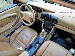 new porsche 911 interior road review 1999 porsche 911 carrera 9 5 10 mind over motor