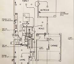 scaled floor plan numbers ratio building scales