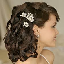 hair for wedding how to style the hair of the s