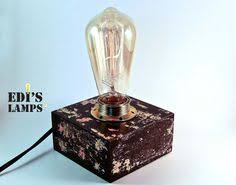Small Decorative Desk Lamp Vintage Reading Lamps For Your Living Room Bulbs Edison Bulb