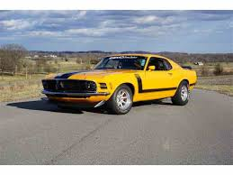 cheap 1970 mustang for sale 1970 ford mustang for sale on classiccars com 116 available
